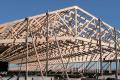 Відмова від бетонної підлоги в американських пташниках суттєво скоротила витрати на будівництво