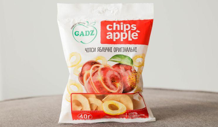 Фермерське господарство «Гадз» планує постачати яблучні чипси в Польщу та Угорщину