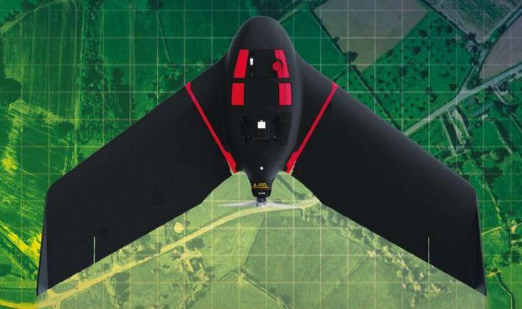 senseFly представив новий безпілотник для картографування полів