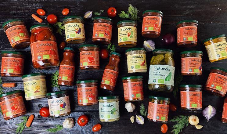 «Стодола» вікрила переробний цех та сертифікувала 50 органічних консервів