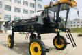 В Україні представили бюджетний самохідний обприскувач Lixing
