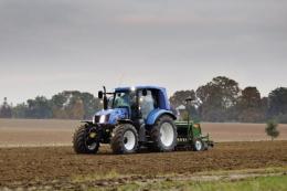 Перші метанові трактори New Holland продасть вже цього року