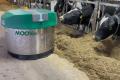 Львівська молочна ферма переклала підгортання кормів на робота