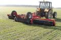 В АФ «Ольгопіль» для зменшення випадання рослин озимої пшениці застосовують коткування