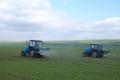 На Дніпропетровщині завершують посівну кампанію