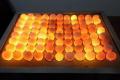 Овоскопування дозволяє встановити незапліднені інкубаційні яйця