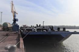 На українських річках випробовували новий логістичний ланцюг