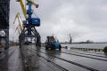 У Маріупольському порту тривають роботи з будівництва зернового термінала