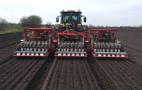 Херсонські фермери розпочали сіяти ранню моркву та буряк