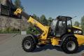 Навантажувач JCB TM320S має високу продуктивність роботи