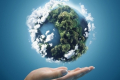 Україна до 2030 року планує на 65% скоротити викиди парникових газів