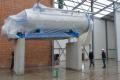 На переробному заводі «Ниви Переяславщини» встановили варочний котел