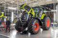 Claas використовує безпілотники й віртуальну реальність на новому заводі у Франції