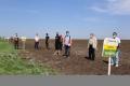 ЛНАУ разом з USAID та Syngenta заклали дослідні ділянки