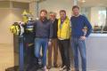 BEDNAR співпрацюватиме з італійським виробником ротаційних борін MORENI