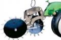 Закривальні колеса для сівалки покращать якість закладання насіння