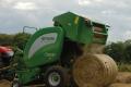 Прес-підбирачі McHale здатні затюкувати до 100 га поля за 20 годин