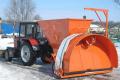 Зернопакувальна машина для кормів стане в нагоді за браку силосних ям