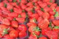 Ціни на полуницю обвалилися, подешевшали і ранні овочі