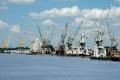 Обсяги перевалки у морських портах скоротилися на 18,6%