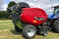 Kverneland пропонує прес-підбирач серії 6500F для важких кормів