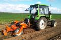 У  ФГ «Агропоступ» успішно вирощують моркву без зрошення