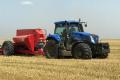 Група компаній «ПАЕК» збирає урожай з технікою New Holland