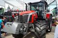 Трактор Massey Ferguson 8S.245 надає підвищений комфорт оператору