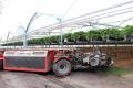 HG Eerenburg розробила автономну машину для обприскування полуниці в теплицях