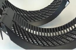 Kondex виготовила нові зустрічні ротори для зернозбиральних комбайнів