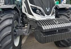 На АГРО-2021 презентували трактори Valtra серії T