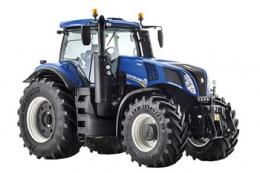 Трактор New Holland T8 GENESIS має найдовшу колісну базу в Україні