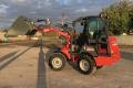 Міні-навантажувач Weidemann Hoftrac 1280 механізує всю ручну працю на фермі