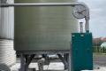 Трубні ланцюгові транспортери доставляють комбікорм без шуму й пилу