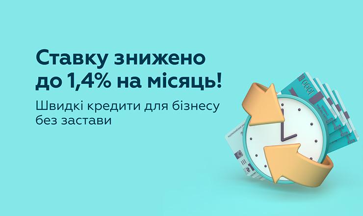 «ПриватБанк» оголосив акційні ставки на кредити «КУБ»