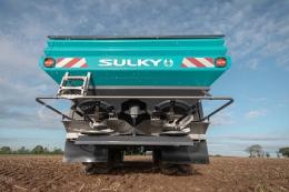 Sulky презентував нову технологію для внесення добрив SpeedControl