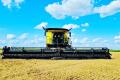Найпродуктивніший комбайн у світі – New Holland CR10.90 збирає врожай на Волині