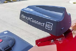 Система HorschConnect дозволяє ефективно керувати технопарком