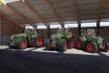 Fendt оновив трактори серії 500, 900 і 1000 Vario