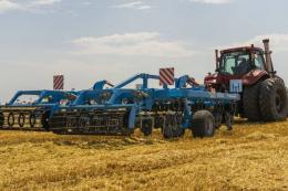 Турбокультиватор VERDIS допоможе побороти ущільнення ґрунту