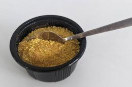 Козина ферма почала виробляти сирну сіль