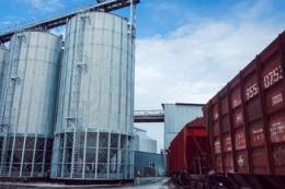«Укрзалізниця» у жовтні відвантажила понад 1,3 млн тонн зерна