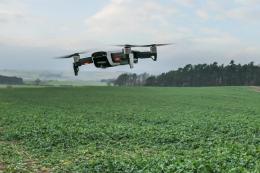 Програма Skippy Scout надає детальний огляд поля з висоти пташиного польоту