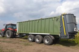 «Бучачагрохлібпром» відзначає високу ефективність техніки Заводу Кобзаренка
