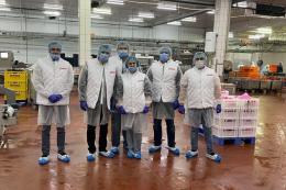 Глобинський м'ясокомбінат експортуватиме продукцію до Молдови