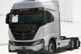 У Німеччині відкрили завод із випуску електровантажівок Nikola
