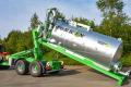Контейнеровози JOSKIN Cargo-LIFT впораються з вантажем вагою до 30 т