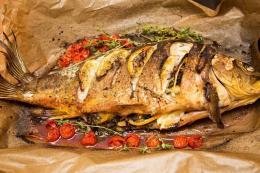 У 2020 році українці споживали по 12,4 кг риби