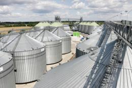 Виробничі потужності Вінницького елеватора збільшилися до 375 тис. тонн