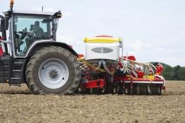 PÖTTINGER пропонує аграріям нові рішення для висіву культур